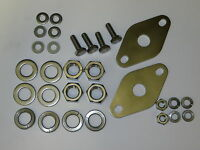 Classic Austin Rover Mini Front Subframe Top Mount Pin Complete Kit, Stainless