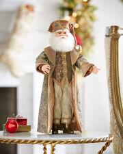 "Katherine's Collection Celebrations Santa Figure - 20""T"
