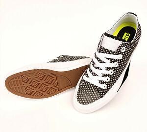 Converse Chuck Taylor All Star II OX Sneaker Mädchen Damen Schwarz Weiß 155461C
