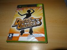 Dance Stage Unleashed 3 Game for XBOX NEW SEALED PAL VERSION