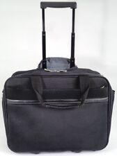 Revelation 2 Wheel Laptop Trolley Cabin Case Business Briefcase Office Bag