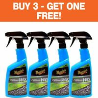 Meguiar's Hybrid Ceramic Wax 26 oz Spray Buy 3 Get 1 Free! Value Pack