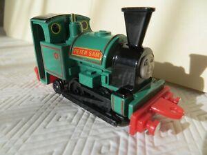"ERTL Vintage Thomas The Tank Engine & Friends ""Peter Sam"" Number 4 1996 diecast"
