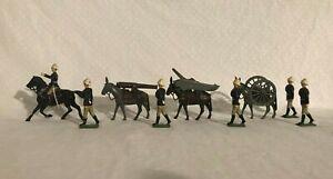 Britains #28 Royal Mountain Artillery