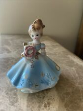 New ListingVintage Josef Originals Japan April Birthday Girl Month Figurine