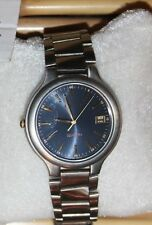 ... SEIKO Titanium Left Hand Quartz Watch 7N42-8109, F76