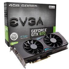 EVGA NVIDIA GeForce GTX 970 Grafik- & Videokarten