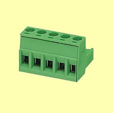 1 pc. 1757048 MSTB2,5/5-ST-5,08 Phoenix Steckerleiste 5-polig RM5,08 COMBICON
