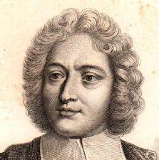 Portrait XIXe Charles-Irénée Castel de Saint-Pierre Saint-Pierre-Église Manche