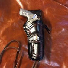 "Western 3"" Drop Sp101 3"" 3 1/16, 4.2"" Leather Holster"