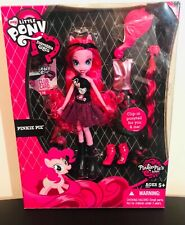 New My Little Pony Equestria Girls Pinkie Pie's Boutique Doll Target Exclusive