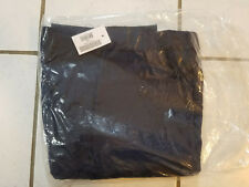 NEW DSCP Mens Dress Blue Military Slacks Pants Size 32 R Unhemmed
