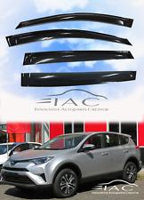 For Toyota Rav4 13-18 Window Visor Vent Sun Shade Rain Guard Door Visor