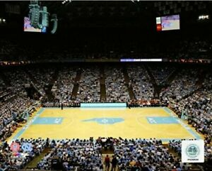 "North Carolina Tar Heels Basketball Dean Smith Center Photo (8"" x 10"")"
