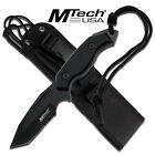 "MTech USA MT-20-17TBK Fixed Blade Knife 8"" Overall NIB"
