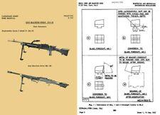 Bren 1955 .303 Light Machine Gun Armourer's Manual (Canadian)