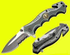 Böker Einsatz SEK Taschenmesser Einhandmesser Rettungsmesser SWAT Res-Q 01RY769