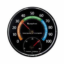 Thermometer Hygrometer Analog Innenthermometer Luftfeuchte Luftfeuchtigkeit