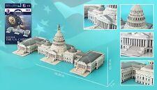 132 Piece 3D Puzzle Model Kit - US Capitol Building