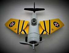 Aircraft Airplane Military Model Diecast Armor WW2 Vintage 1 48 Carousel Gray