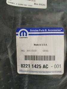 08-12 Dodge Caliber New Premium Carpet Floor Mats Set of 4 Slate Gray Mopar Oem