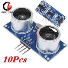 10 X Ultrasonic Module Hc Sr04 Distance Measuring Transducer Sensor For Arduino