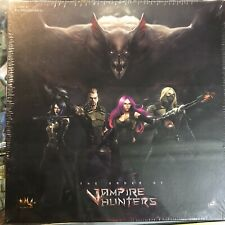 The Order of Vampire Hunters Board Game Kickstarter and Expansions