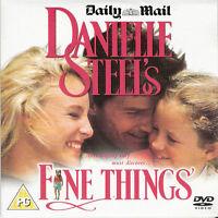 DANIELLE STEEL'S -- FINE THINGS = PROMO = VGC