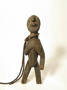 Alte Bobo Bwa Figur Altar Fetisch Opferpatina Old Bwawa Fetish Figure Afrozip