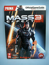 Mass Effect 3 Official Game Guide by Prima Games