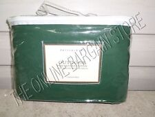 Pottery Barn Outdoor Patio Yard Console Table furniture protector cover green