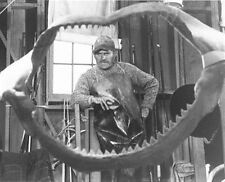 ROBERT SHAW COME Quint da Jaws poster stampa 61x50.8cm POSA Classica 177949