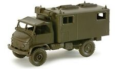Roco Herpa Minitanks HO 1/87 Unimog 404 Mobile Communications Truck 242