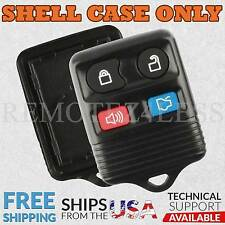 for Ford Lincoln Mercury Mazda Keyless Remote Car Key Fob Shell Pad Case 4b