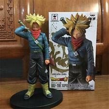 Dragon Ball Z Super Figurine THE SUPER SAIYAN WARRIORS Trunks Action Figure