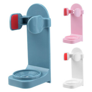 Traceless Stand Rack Electric Wall-Mount Toothbrush Holder Bathroom Accessory 0