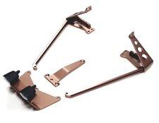 Aluminum bumper/underduard set (3pcs) for Tamiya Grasshopper/Hornet