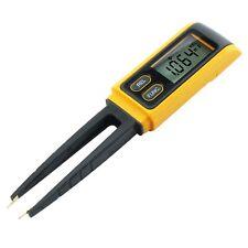 Pinzas Digital Capacidad Resistencia Multímetro de pluma Metro Ensayador R/C SMD