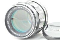 【 Exc +++++ 】 MINOLTA MC TELE ROKKOR-PF 100mm f/2.5 Lens from JAPAN 1030