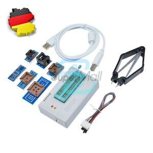 TL866II Plus USB Universal Programmer With 7 Adapters Socket Replace TL866CS