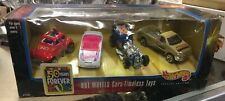 1998 Hot Wheels 50 Years Forever Fun Timeless Toys 4 Car Set 1:64 Die-cast Cars