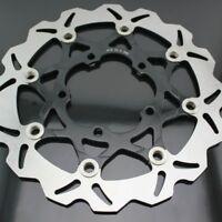 2X Motorcycle Disques de frein For SUZUKI GSXR600/750 06-10 GSXR1000 K5 05-06