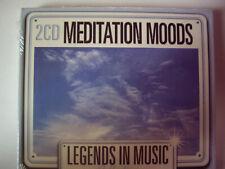 CD NEUF scellé - MEDITATION MOODS / Album 2 CD -C39