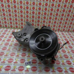 1997-2000 CHEVROLET TAHOE 5.7L POWER STEERING PUMP W/ BRACKET 26069033 OEM