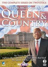 Trevor McDonald's Queen & Country - Complete Series TWO - Sky TV - 2 x DVDs NEW