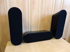 SAMSUNG 2.1 Digital Surround Stereo Sound Speakers--(1 Center +2 Front Speaker )