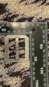 RRL Duble RL belt buckle Vintage processing