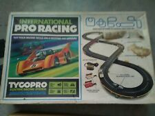 VTG TYCO International Pro Racing Set COMPLETE & 440 Magnum Lap Counter