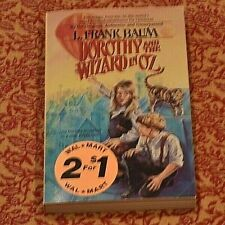 Dorothy And The Wizard of Oz Mass Market Paperback Circa 1990s