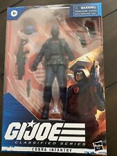GI Joe Classified Series Cobra Infantry - Hasbro Action Figure